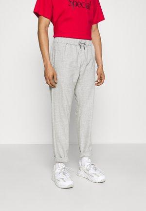 TROUSERS - Kalhoty - grey