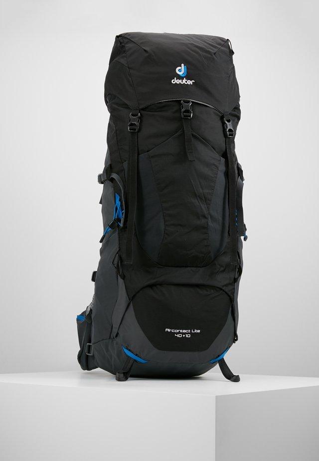 AIRCONTACT LITE 40 + 10 - Turistický batoh - black/graphite