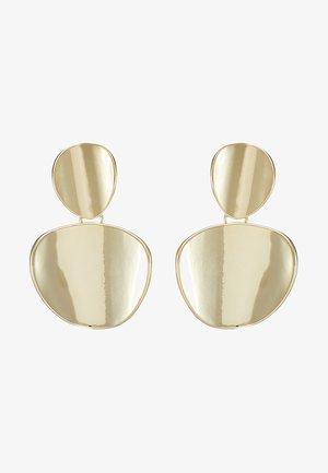 AVERY PENDANT EAR  - Earrings - gold-coloured