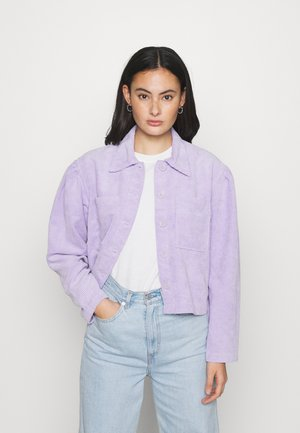MADDIE JACKET - Lehká bunda - lilac purple light