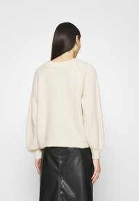 Pieces - PCSHELBY BOAT NECK - Jumper - carry over - 2