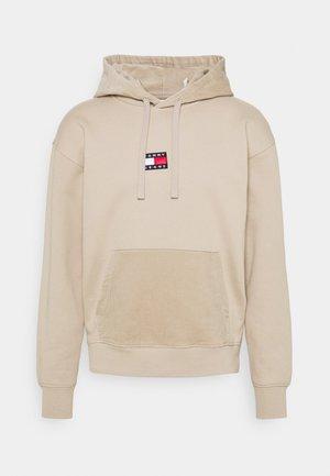 HOODIE - Sweatshirt - soft beige