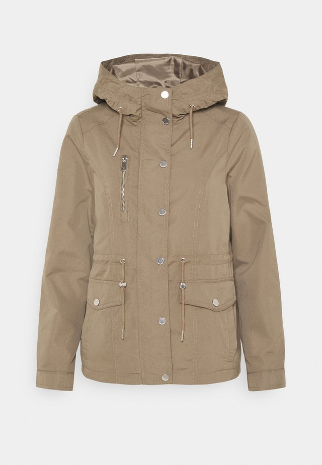 VMPERNILLE - Parka - bungee cord