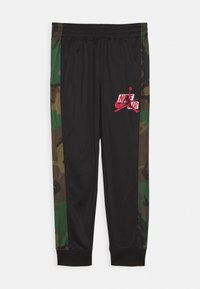 Jordan - JUMPMAN CLASSICS III SUIT SET - Tracksuit - multi-coloured/mottled olive - 2