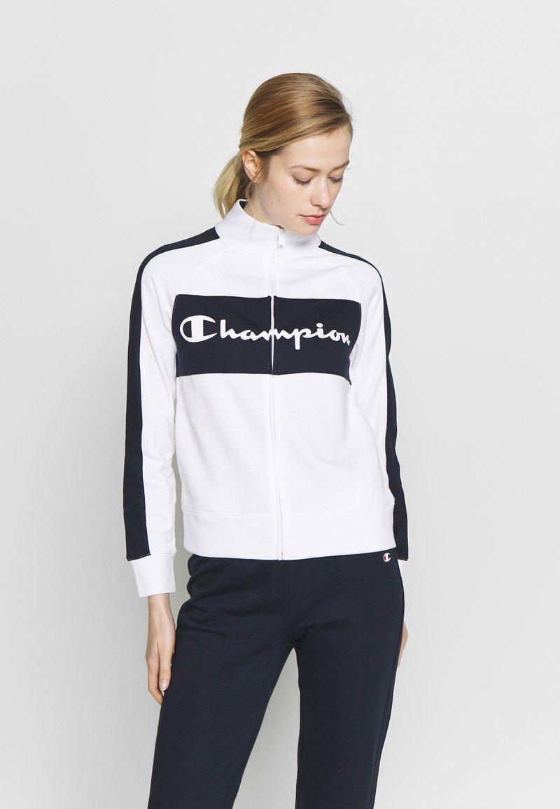 Champion - SET - Træningssæt - white/navy
