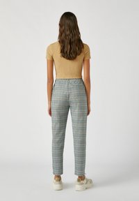 PULL&BEAR - Trousers - grey - 2