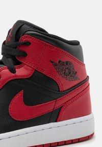Jordan - AIR 1 MID - Baskets montantes - red temporary - 5