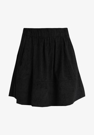 KIA - A-line skirt - black
