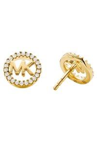 Michael Kors - WOMEN JEWELRY PREMIUM - Earrings - gold - 1