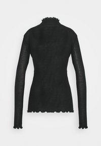MAX&Co. - CUSCINO - Long sleeved top - black - 1