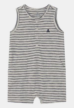 SHORTY - Jumpsuit - grey heather