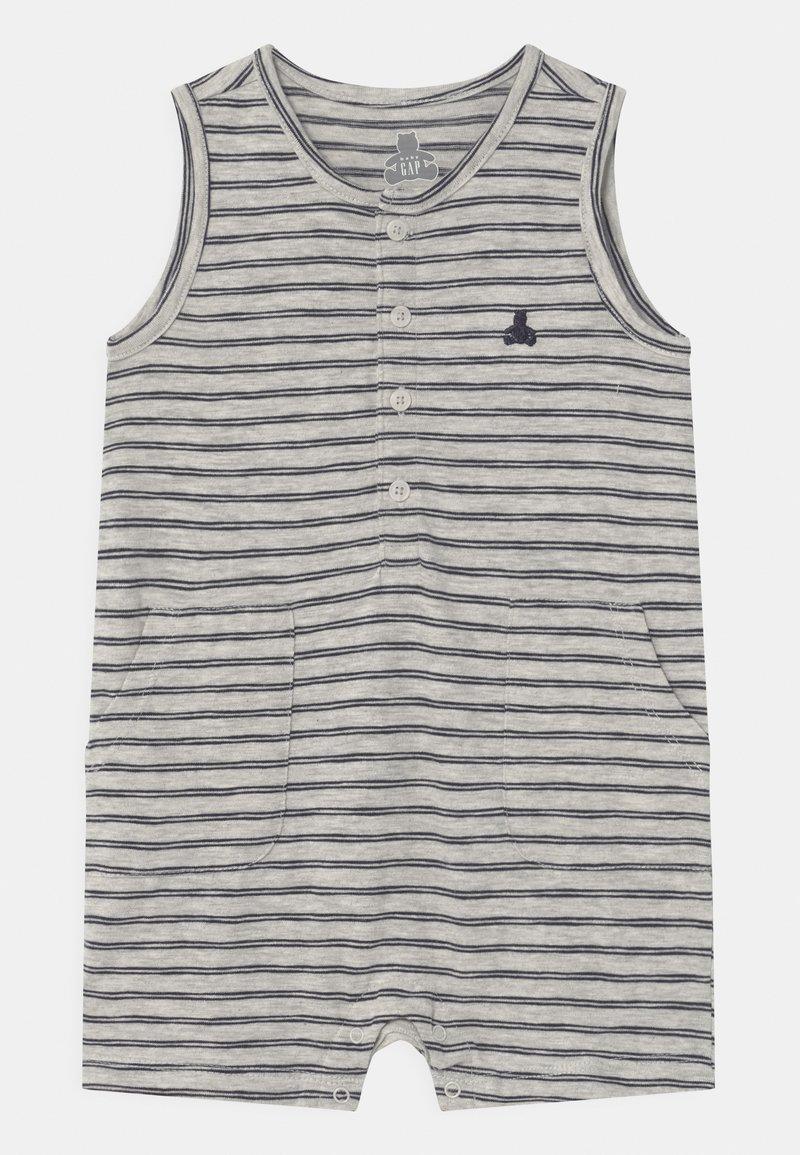 GAP - SHORTY - Jumpsuit - grey heather