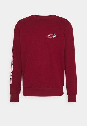 GIRK - Sweatshirt - burgundy