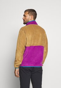 Columbia - BACK BOWL FULL ZIP  - Veste polaire - delta/plum - 2
