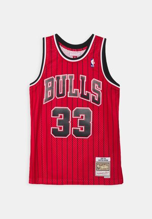 NBA CHICAGO BULLSSCOTTIE PIPPEN SWINGMAN  - Club wear - scarlet