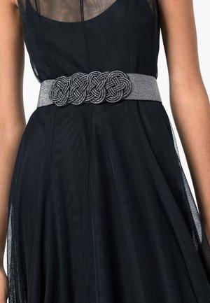 Waist belt - silber