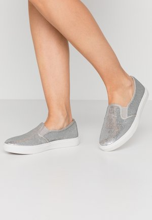 ESTHER - Loafers - silver
