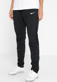 Nike Performance - DRY PANT  - Tracksuit bottoms - black/black/white - 0