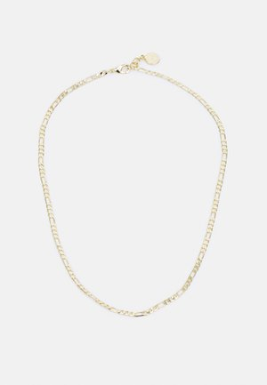 ANCHOR SMALL CHAIN NECK - Necklace - gold-coloured