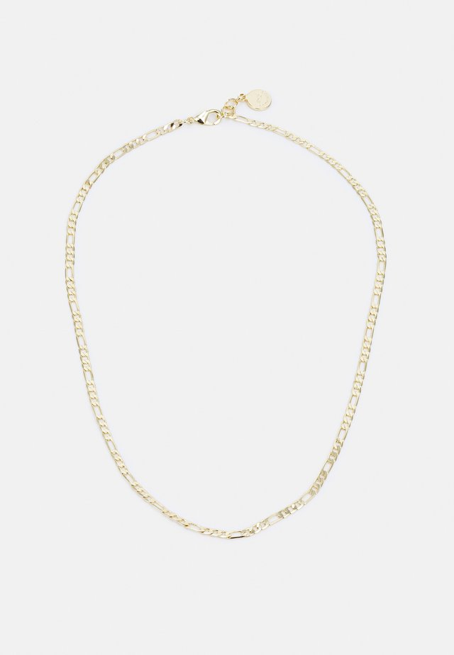 ANCHOR SMALL CHAIN NECK - Ketting - gold-coloured