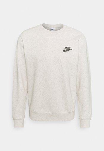 REVIVAL - Sweatshirt - light bone/multi-color