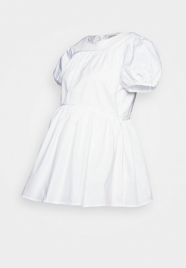 TIERED - Blouse - white
