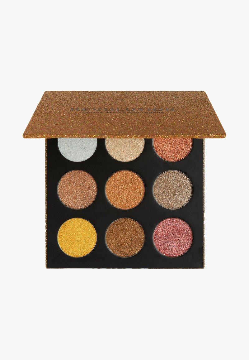 Make up Revolution - EUPHORIC FOIL PALETTE - Eyeshadow palette - sparkle up