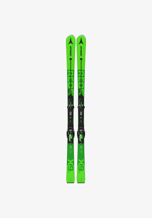 REDSTER X9 S INCL. BINDUNG X 12 GW - Skiing - grün