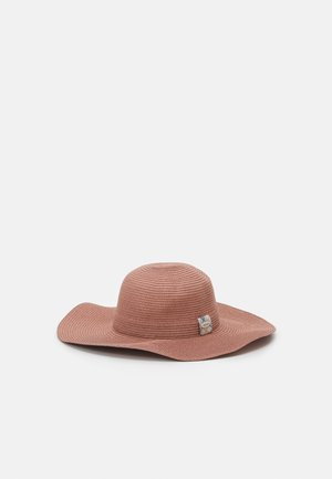 WELLWOOD TARTAN SUN HAT - Hat - rose tan