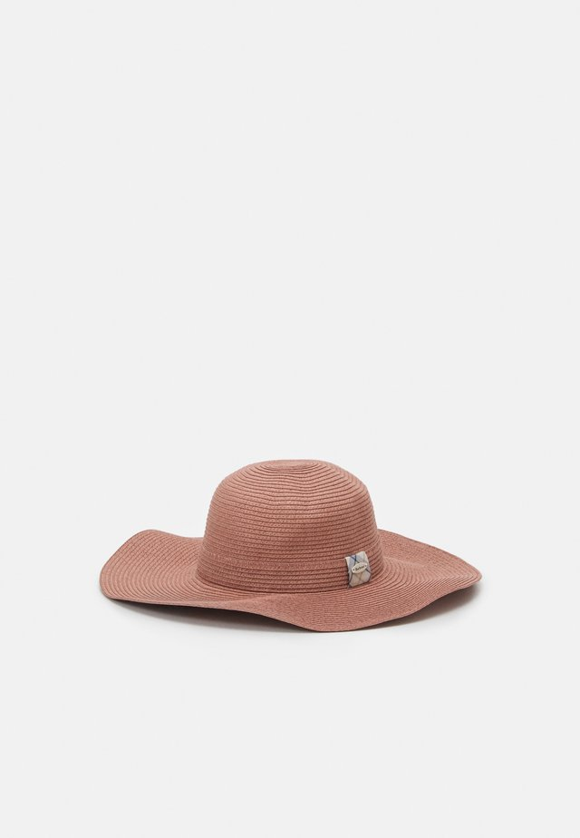 WELLWOOD TARTAN SUN HAT - Hoed - rose tan