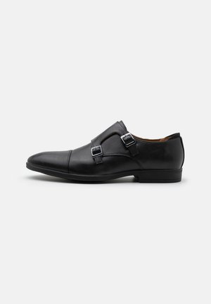 VEGAN IMMONEN - Slip-ons - other black