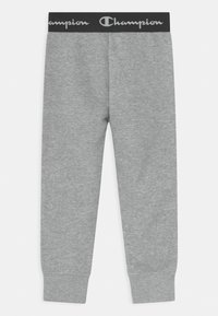 Champion - AMERICAN CLASSICS UNISEX - Tracksuit bottoms - mottled grey - 1