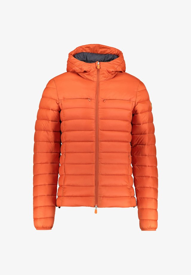 GIGAY - Winter jacket - orange