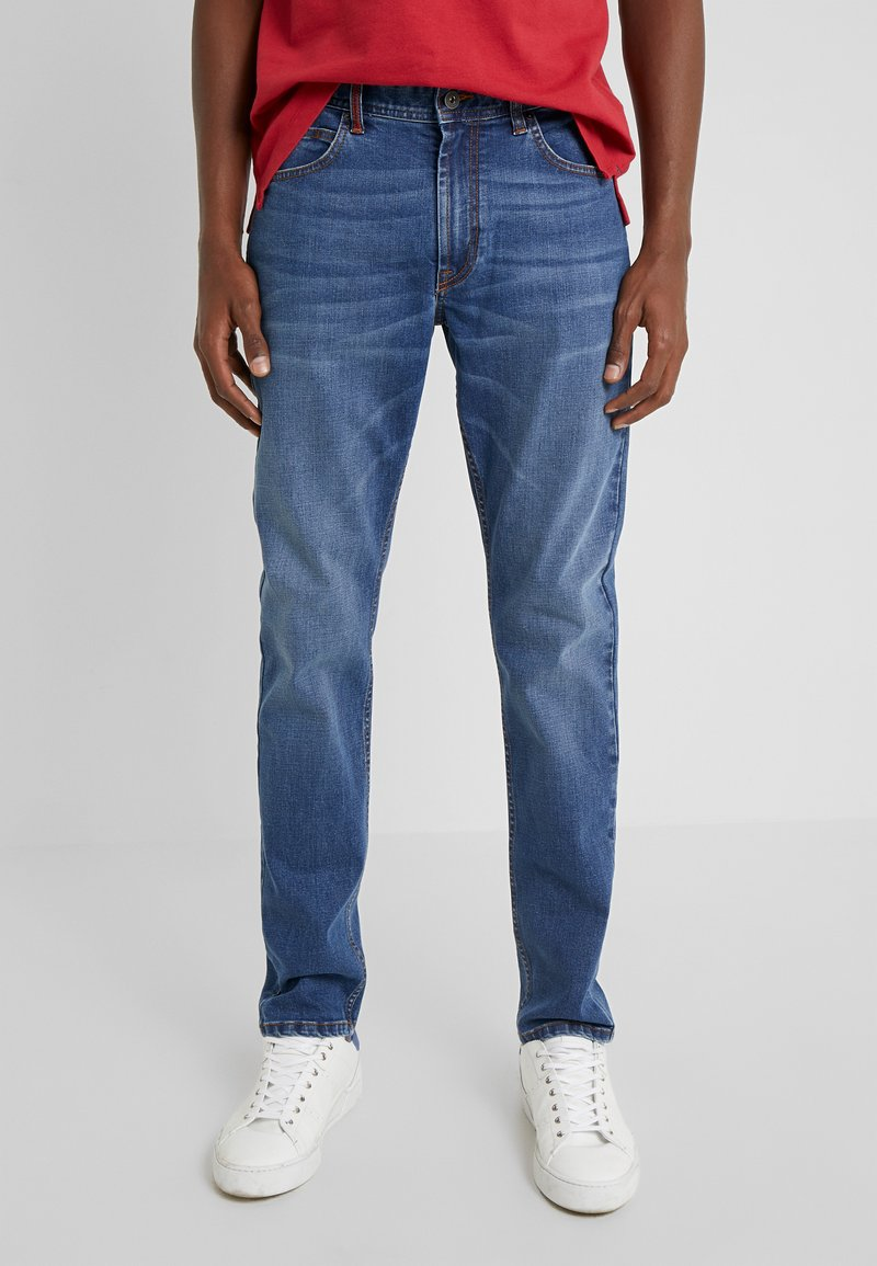 HKT by Hackett - Džíny Straight Fit - denim