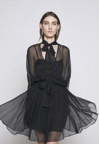 Pinko - SAETTA ABITO - Vestito elegante - black - 3