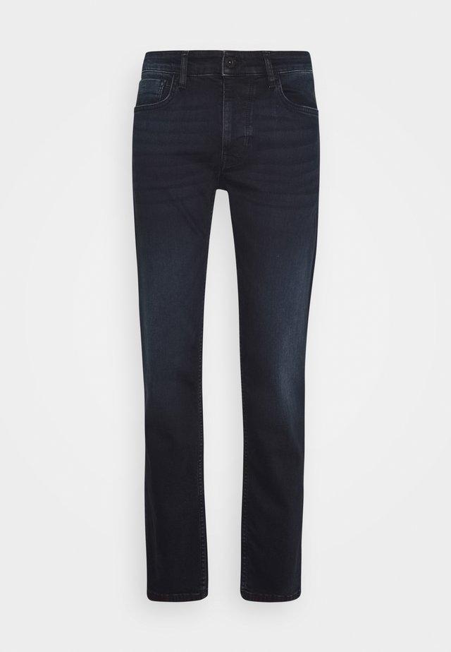 Jeans a sigaretta - blue-black denim