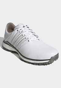 adidas Performance - TOUR360 BOOST SPORTS GOLF SNEAKERS SHOES - Golf shoes - white - 6