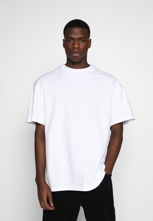 GREAT - T-Shirt basic - white