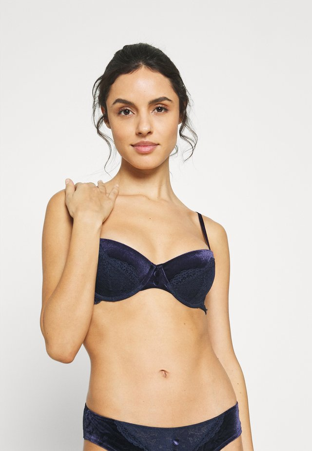 CHASE - Underwired bra - peacoat