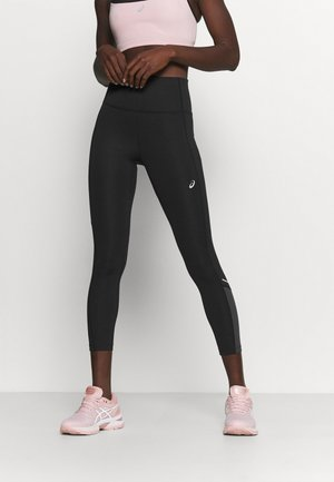 TOKYO HIGHWAIST - Leggings - performance black/graphite grey