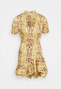 sandro - SFPRO - Day dress - jaune - 0