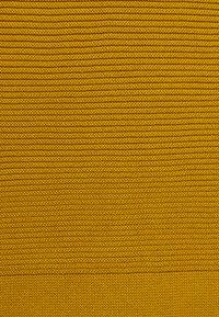 TOM TAILOR - SWEATER NEW OTTOMAN - Jumper - california sand yellow - 2
