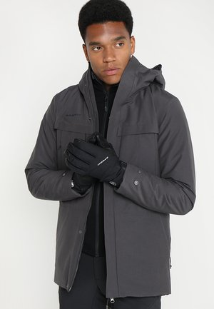 STONEY GLOVE - Gloves - black