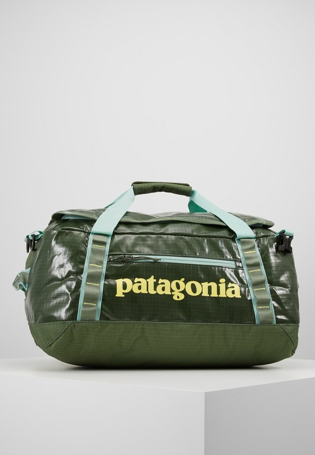 BLACK HOLE DUFFEL 40L - Torba sportowa - camp green