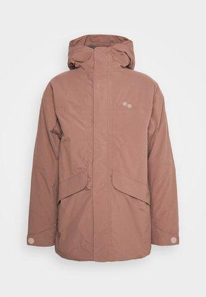 JACKET UNISEX - Winter jacket - vapour nude