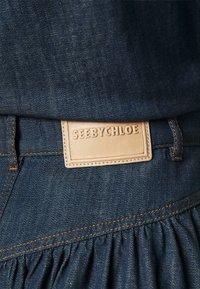 See by Chloé - Denim skirt - denim blue - 6