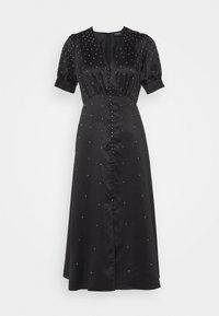 The Kooples - Denní šaty - black - 0