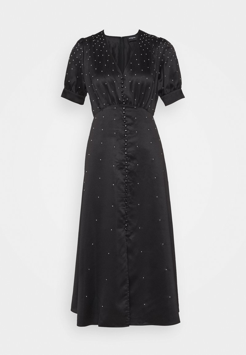 The Kooples - Denní šaty - black