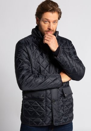 BIG & TALL - Light jacket - navy
