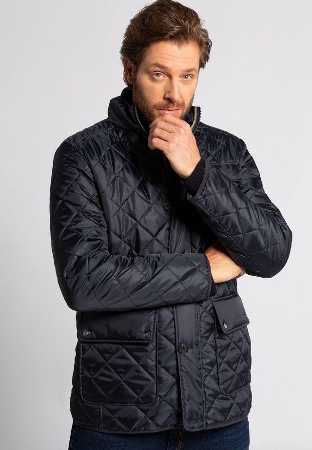 BIG & TALL - Light jacket - navy